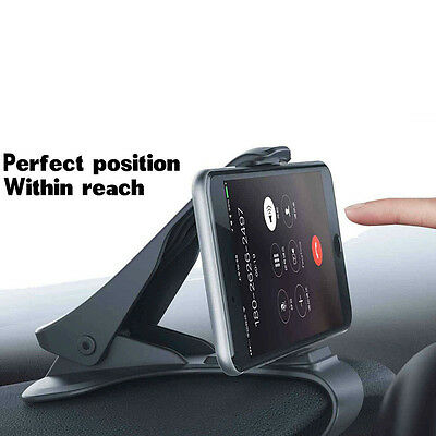 Mobile Cell Phone GPS Car HUD Dashboard Mount Holder Stand Bracket For Universal 2