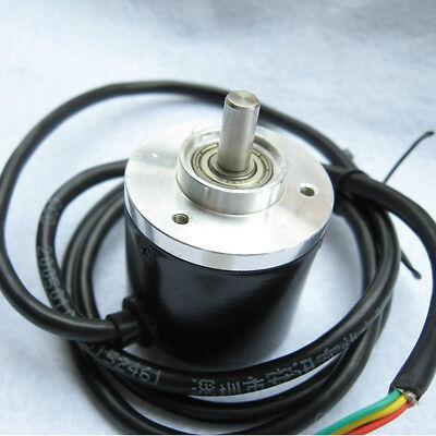 100P/R Incremental Rotary Encoder AB phase 6mm Shaft DC 5v~24v 12v For Arduino