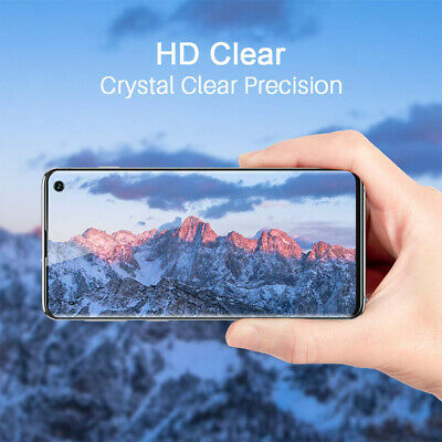 NUGLAS 3D Tempered Glass Screen Protector For Samsung Galaxy S10 S9 S8 Plus S10e 12
