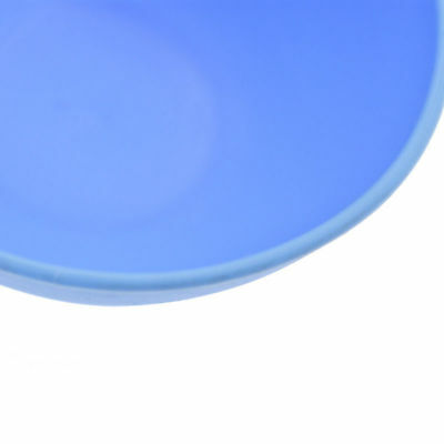 Dental Lab Mixing Bowl Blue Nonstick Flexible Silicone Rubber Impression Cup 8