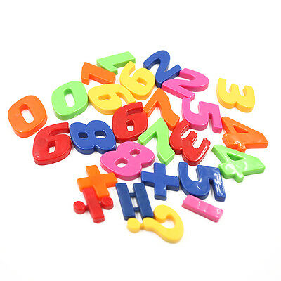 7 of 8 pop teaching magnetic letters numbers fridge magnet alphabet education