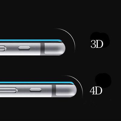 3D/4D/5D  iPhone glass 9H  iPhone 6/7/8/X Schutzhülle curved 4D/5D* Glas 7