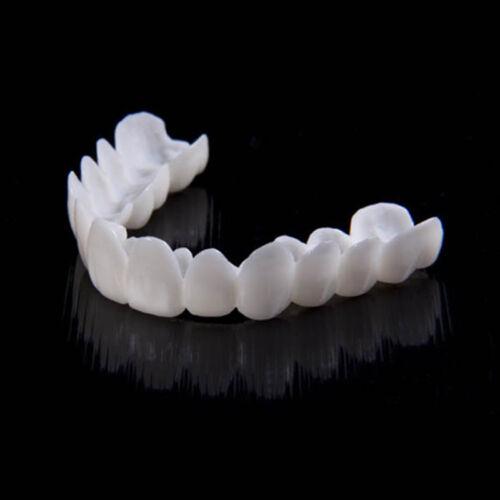 2Pc Silicone Protège Simulation Dent Dentisterie Blanchiment Dentaire Beauté Dur 8