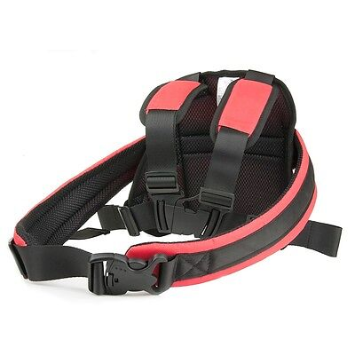 Motorcycle Seat Kids Safety Harness  Strap Back Support Belt Protective Gear