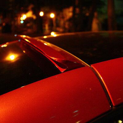 Fyralip Legato Painted Window Roof Spoiler For VW Passat B6 Sedan 05-10