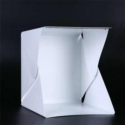 Photo Photography Studio Lighting Portable LED Light Room Tent Kit Box Jb 6