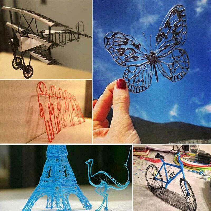 3D Printer Filament 1.75mm ABS/PLA 10m RepRap MarkerBot Print MaterialATAU 2