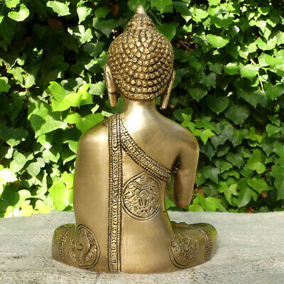 Figura de Buda bronce grande. 4