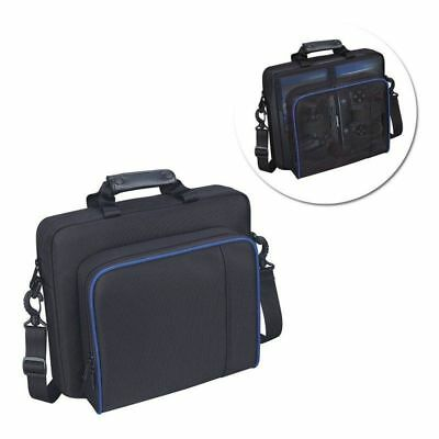 PlayStation 4 PS4 Console Case Travel Protective Padded Carry Bag Shoulder Strap 2