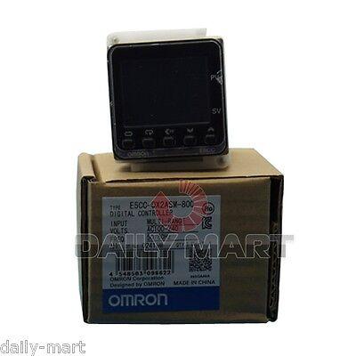 Original Omron Temperature Controller E5CC-CX2ASM-800 100-240VAC New In Box