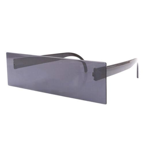 Men Women Oversized Flat Top Square Sunglasses Summer New Fashion Sunglasses DP 2