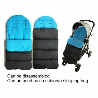 Universal Baby Toddler Footmuff Cosy Warm Toes Apron Liner Buggy Pram Stroller 2