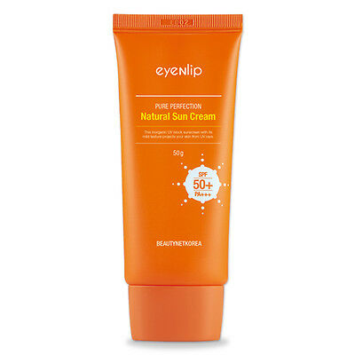 [EYENLIP] Pure Perfection Natural Sun Cream (SPF50+/PA+++) 50g / Moisture 2