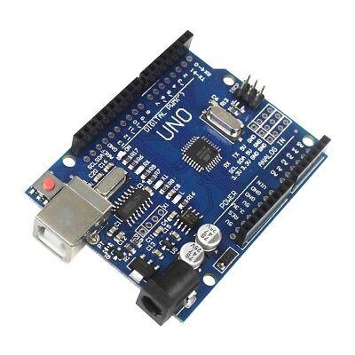For Arduino UNO R3 ATmega328P CH340G Development Board  USB Cable 4