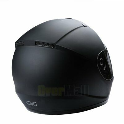 2019 Safety DOT Motorcycle Full Face Helmet Motorbike Racing Sports M / L / XL 8