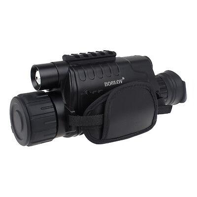 WG-37 5X40 Zoom digitale Visore notturno monoculare a infrarossi Disco 10