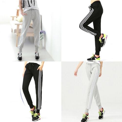 Femme Survêtement Pantalon Vêtement Sport Gym Jogging Legging Slim Fitness  Mode 2 2 sur 8 ... 8e4776e6751