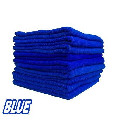 50 Pack Microfiber Cleaning Cloth No-Scratch Rag Car Polishing Detailing Towel 2