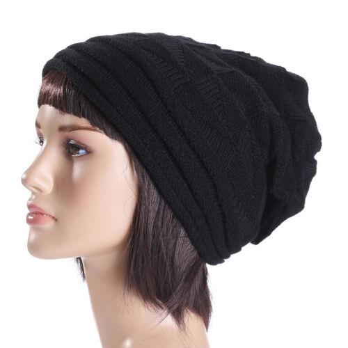 b5dcbc05b SUMMER SPRING WINTER Slouch Ski Crochet Knit Slouchy Beanie Beret Hat For  Women