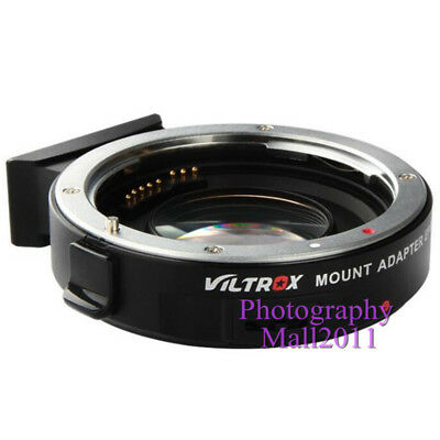 Viltrox EF-M2 II Auto Focus Adapter Speed Booster for Canon EF Lens to MFT M4/3 11