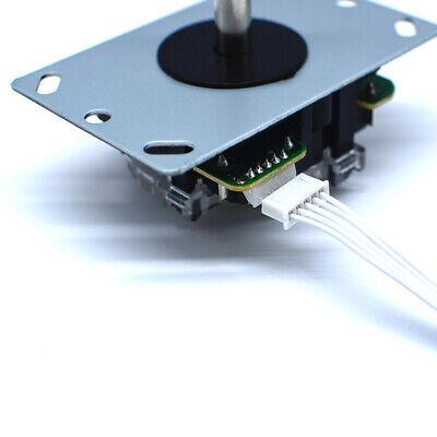 2 Players Arcade Buttons and Joystick HAPP Kit Controller USB Encoder MAME DIY 5