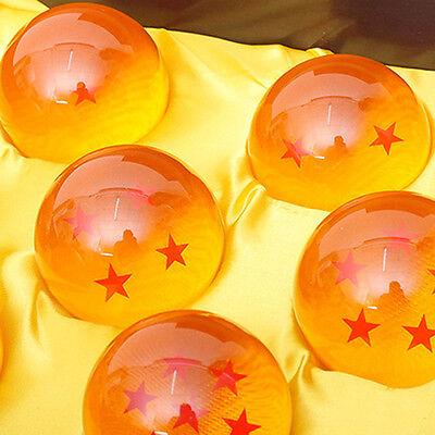 3.5CM Dragon Ball Z Mini New Box DragonBall 7 Stars Crystal Ball Set Best Gift