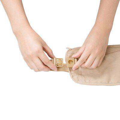 RFID Travel Waist Bum Bag Anti Theft Pouch Belt Passport Holder Safe Strap Sport 5