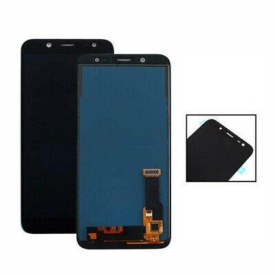 Display LCD + Touch Screen Samsung Galaxy J6 2018 SM-J600DS J600FN J600G Schermo 2