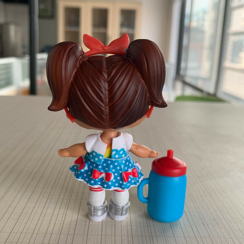 LOL Surprise Doll Under Wraps Series 4 Kansas QT NEW Rainbow Hottest TOY Gift UK
