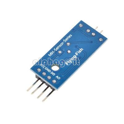 1/2/5/10pcs Raindrops Rain Detection Sensor Weather Humidity Module For Arduino 3