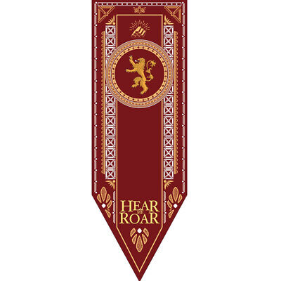 Game Of Thrones Flag Banner Kids Collectible Wall Printed decor free shipping 5