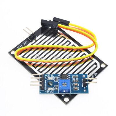 1/2/5/10pcs Raindrops Rain Detection Sensor Weather Humidity Module For Arduino 2