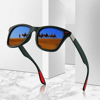 Classic Polarized Sunglasses Men Women Driving Square Frame Sun Glasses UV400 2