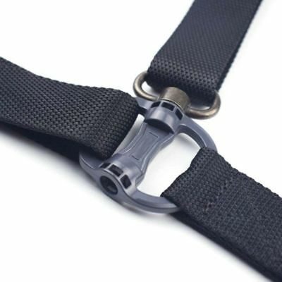 "Adjust Retro Tactical Quick Detach QD 1 or 2Point Multi Mission 1.2"" Rifle Sling 10"