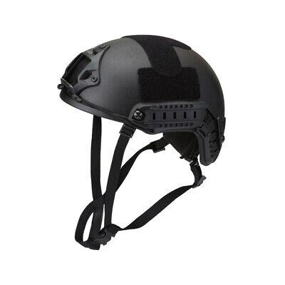 Army Uhmw-Pe Ballistic Helmet Bullet Proof Lvl Iiia Large Size Black Color 4