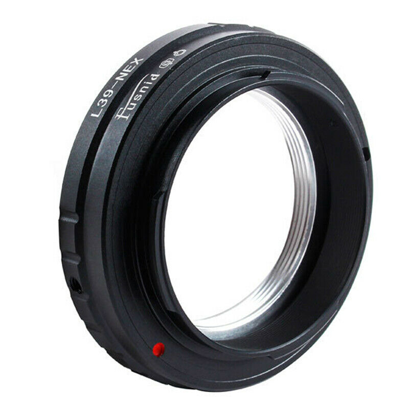 L39-NEX L39 M39 Mount Lens to E mount NEX 3 C3 5 5n 7 Adapter Ring FF 4