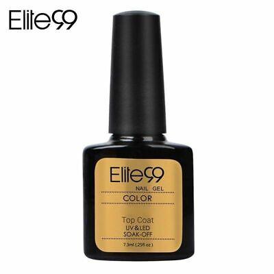 Elite99 Nude Series Uv Led Nail Gel Polish Soak Off Top Coat Base Coat 10Ml 4