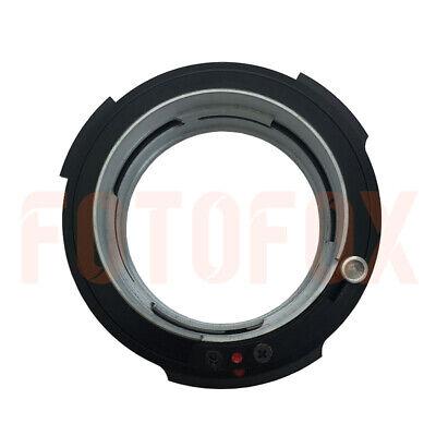 FOTOFOX RF-L39 Contax Rangefinder CRF RF Lens to Leica Mount SM M39 L39 Adapter 12