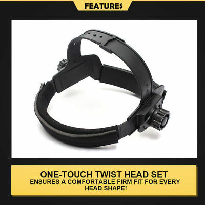 Pro Mask Solar Auto Darkening Welding Helmet Arc Tig Mig Skull 9