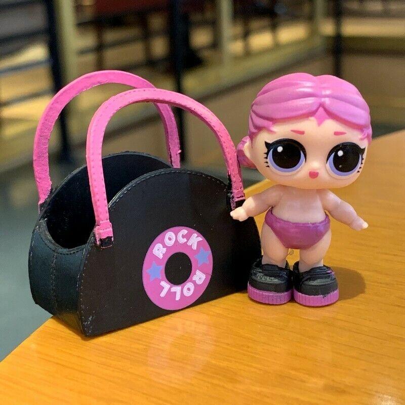 Lot 2 Big /& Lil sister LOL Surprise Doll Lil Sisters eye spy Drag Racer Doll Toy