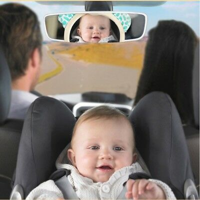 Baby Rear Facing Mirrors Safety Car Back Seat Easy View Mirror for Kids Toddler 4