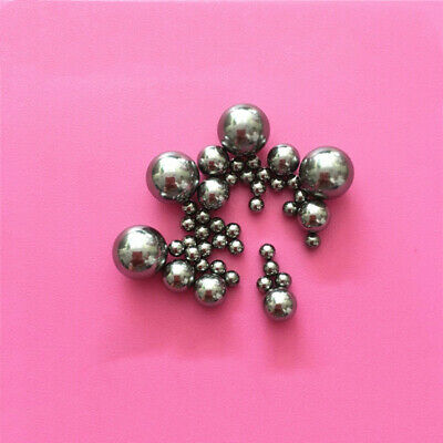 1-10mm 304 Stainless Steel Ball Solid Bearings Ball Bike Rolling Roller Beads 2