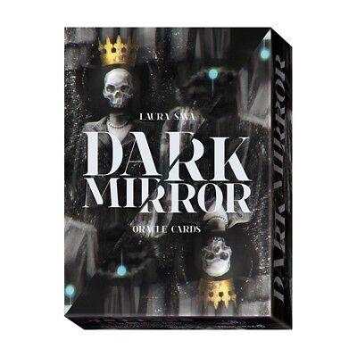 Dark Mirror Oracle Card Deck Laura Swa Lo Scarabeo New 2
