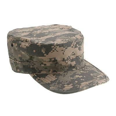 2e95af26a63a31 ... Camouflage Mens Military Hat Army Ranger RipStop Patrol Fatigue Cap  Combat Hats 12