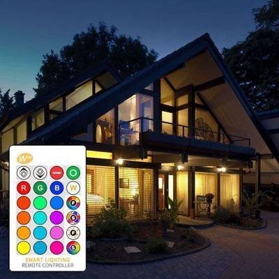 RGB RGBW LED bulb Light Color Change 15W E27 Lamp Bulbs + Remote Controller 6