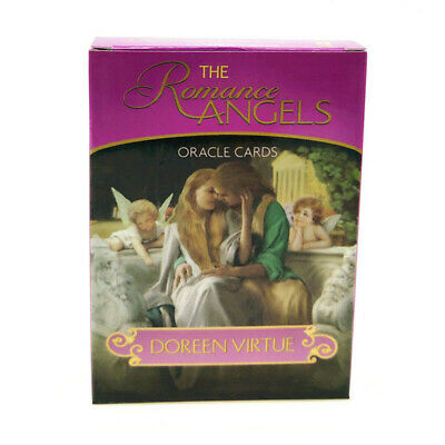44Pcs/Set Romance Angel Oracle Cards Tarot Cards Game Card New 7