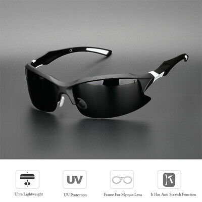 Professional Polarized Cycling Glasses Sports Outdoor Goggles Casual Sunglasses 3