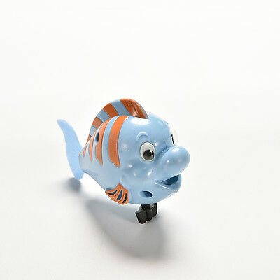 Wind-up Frog Swimming NPol Bath Time Animal Clockwork Floating Kid Baby Toy TWUK 12