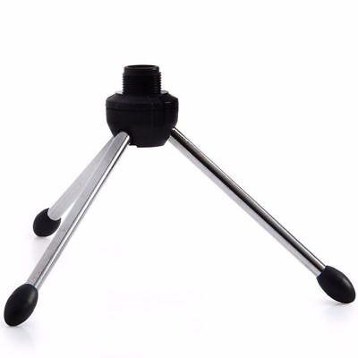 USB Condenser Microphone Sound Recording Audio Studio Brocasting w/ Tripod Stand 12