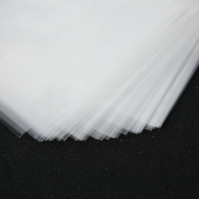 Clear Cellophane Cello Bags Plastic OPP Card Display Self Adhesive Peel Seal 3
